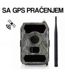 Lovačka kamera sa ugrađenim GPS lokatorom
