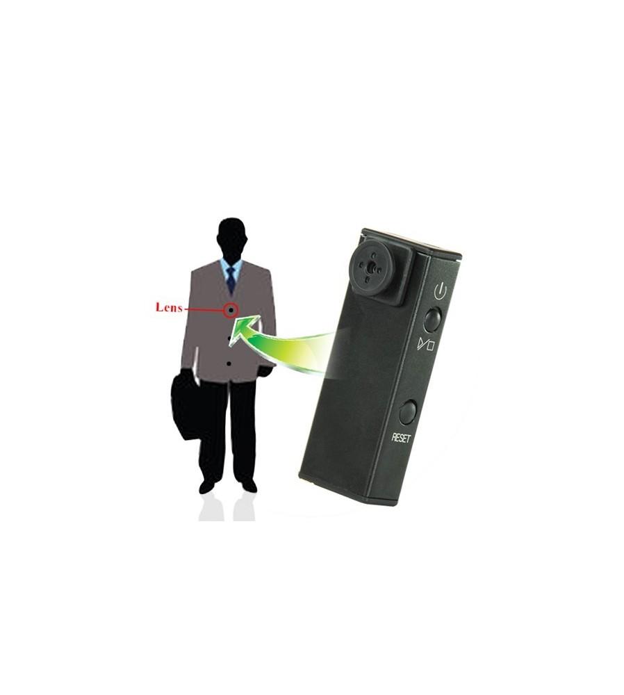 Minijaturni SPY DVR sa lećom