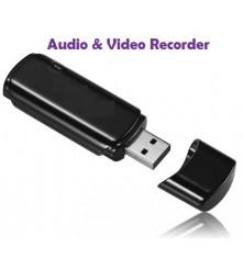 Mini SPY kamera sa snimačem ugrađena u USB disk.