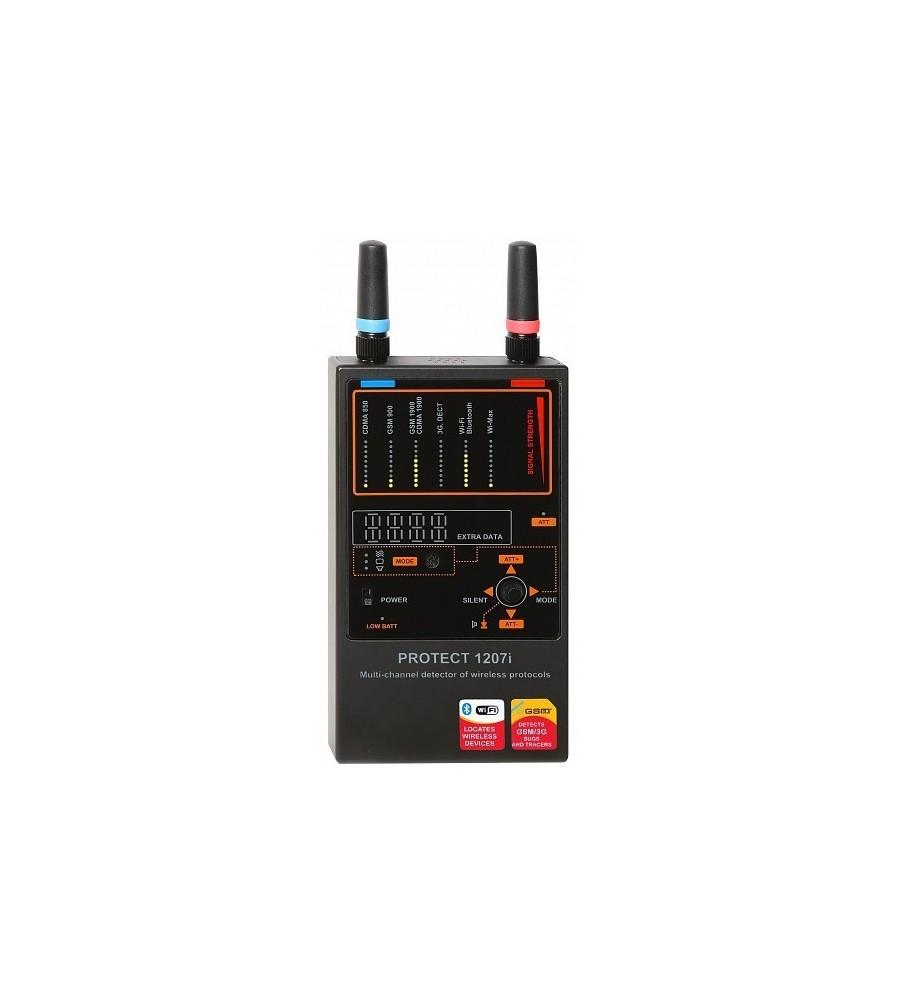 Najbolji detektor prislušnih uređaja, sa njihovom indetifikacijom na displeju