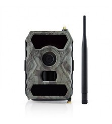 HD Lovačka kamera sa širokokutnim objektivom za vidno polje 130 stupnjeva
