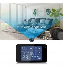 1080p FULL HD WIFI kamera ugrađena u meteo stanicu.