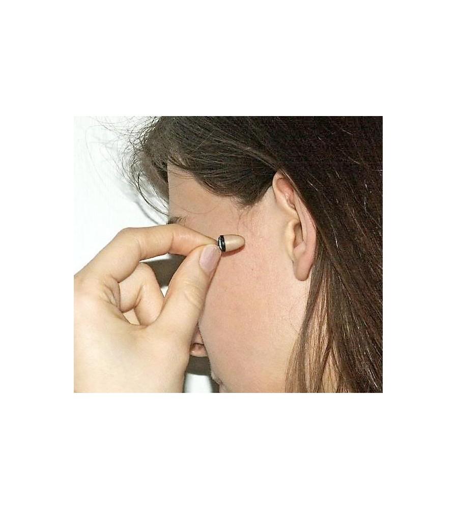 Minijaturna spy bubica za uho, u boji kože
