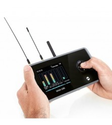 The WAM-108t is designed to detect and locate transmissions from all types of Radio Frequency devices.