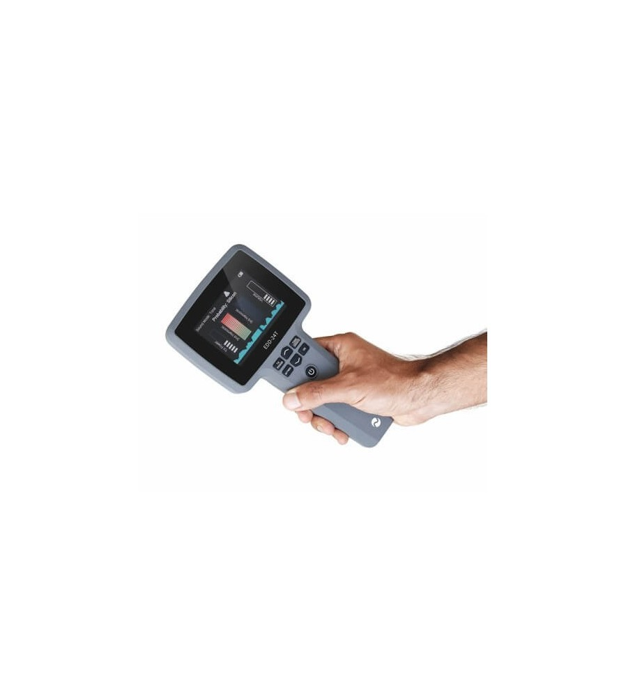 It detects all types of electronics - whether active, passive or even switched off.