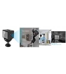 MINI WIFI HD 720p kamera sa snimanjem na micro SD karticu