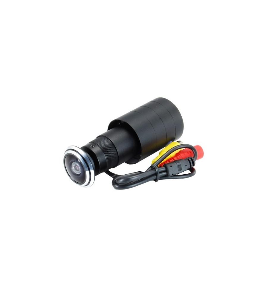 CCD kamera, 180 stupnjeva vidnog polja