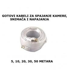 Gotovi kabel za spajanje kamere i snimača