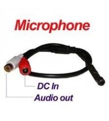 Minijaturni mikrofon sa pretpojačalom
