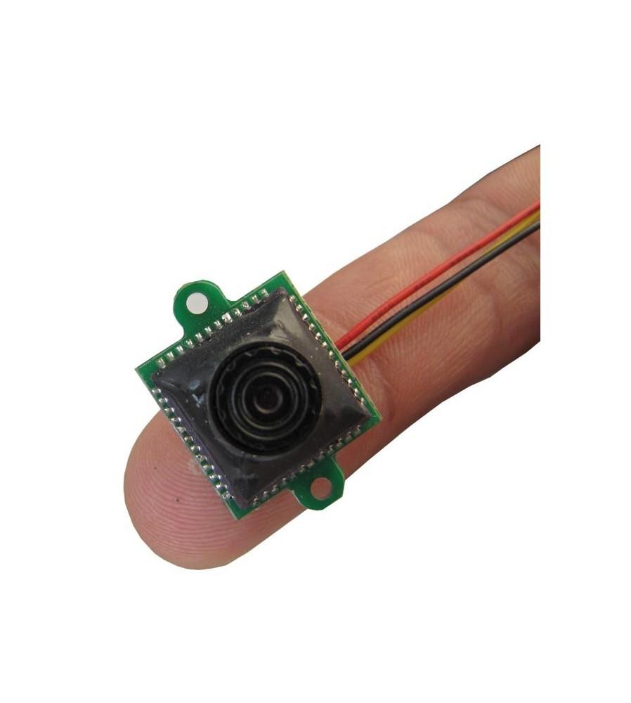 Mini spy kamera, dimenzije samo 16x16 mm