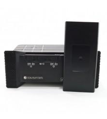 Skriveni DVR koji omogućuje Full HD snimanje, kao i Wi-Fi i IP povezivost.