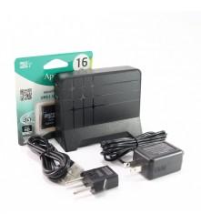 Wifi spy kamera u wifi pojačivaču dolazi u paketu sa svim potrebnim dijelovima