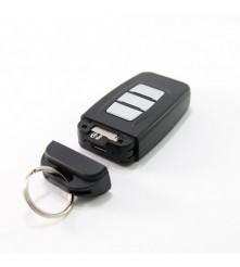 SPY kamera u daljinskom za auto snima u HD rezoluciji