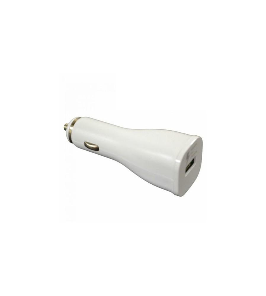 GSM odašiljač i lokator ugrađen u potpuno funkcionlan auto punjač za mobitel