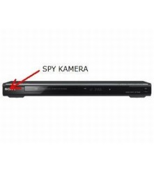 SONY video playersa ugrađenom SPY kamerom i snimačem na SD karticu